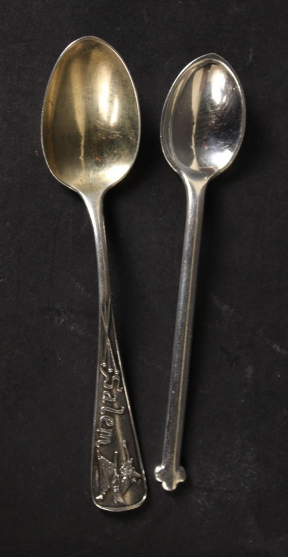 Group of Sterling Silver Flatware - 6