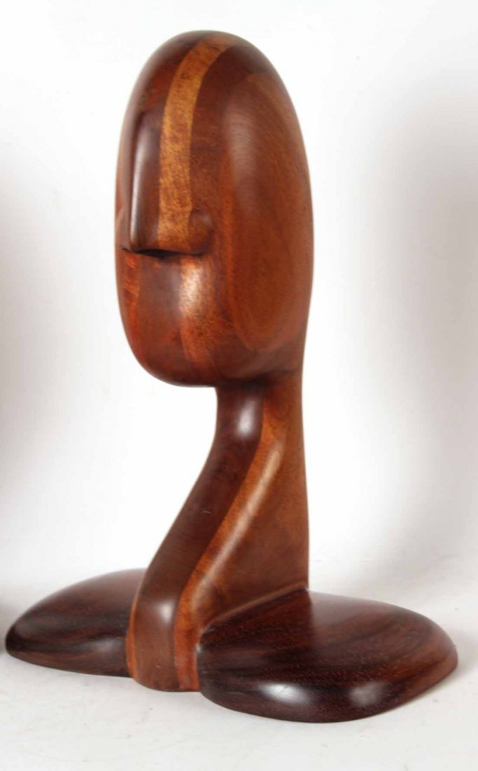 Wood Sculpture, Margery Eleme Goldberg