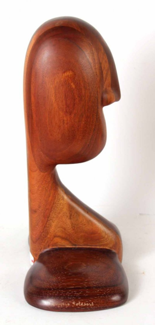 Wood Sculpture, Margery Eleme Goldberg - 4