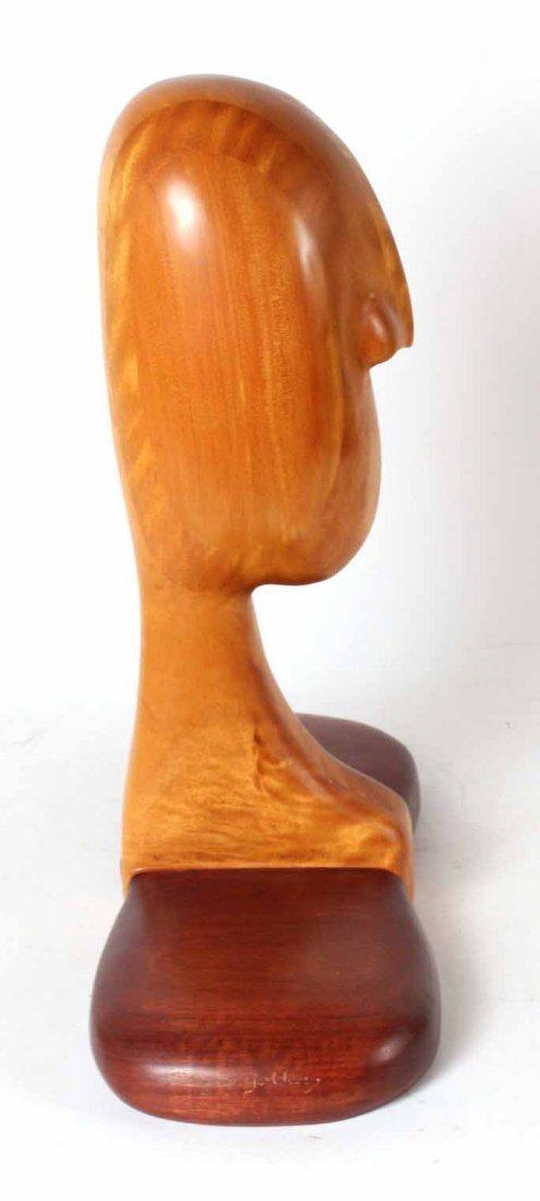 Wood Sculpture, Margery Eleme Goldberg - 2