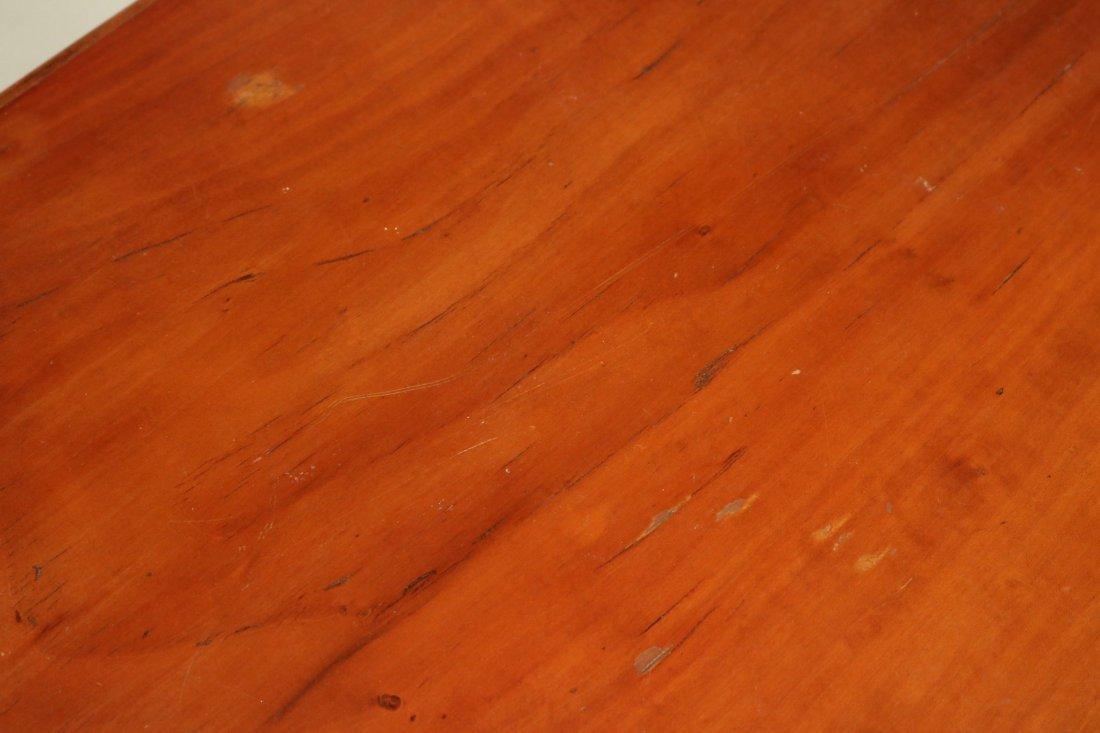 Federal Mahogany Drop Leaf Table - 7
