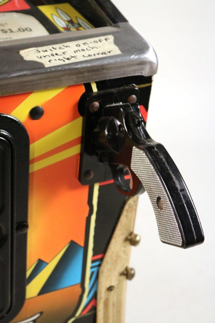 Indiana Jones Pinball Machine - 8