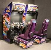 Nintendo Cruisn Exotica Racing Game