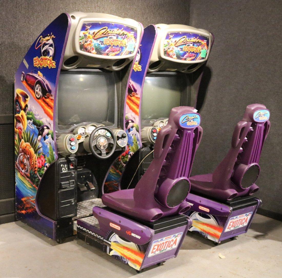 Nintendo Cruis'n Exotica Racing Game