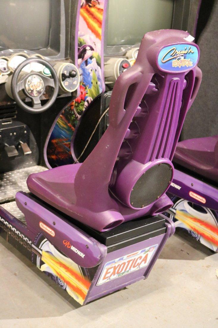 Nintendo Cruis'n Exotica Racing Game - 2