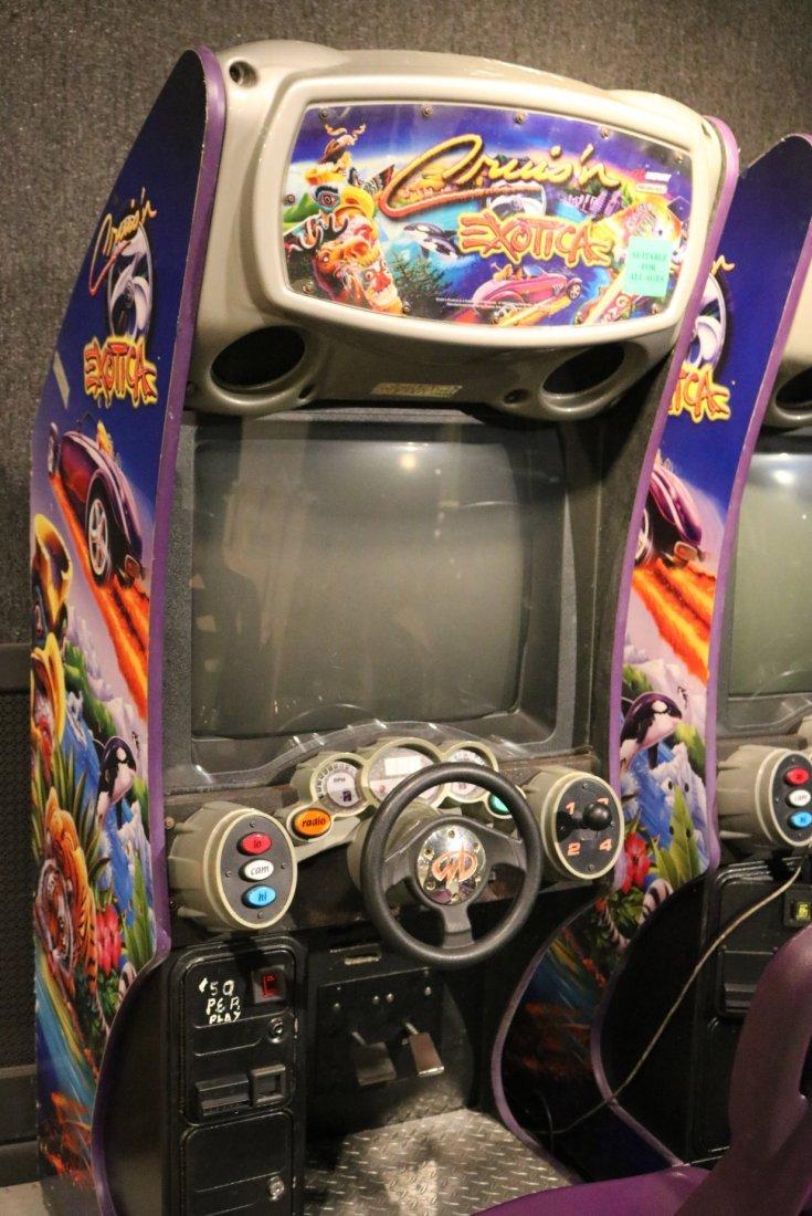 Nintendo Cruis'n Exotica Racing Game - 3