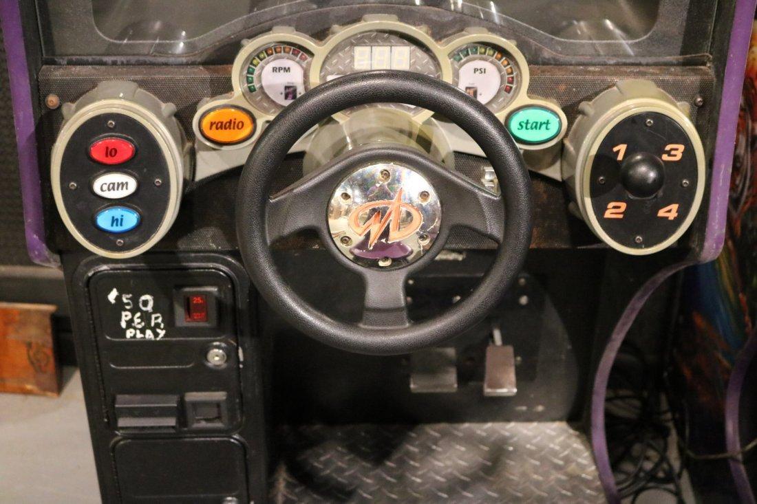 Nintendo Cruis'n Exotica Racing Game - 4
