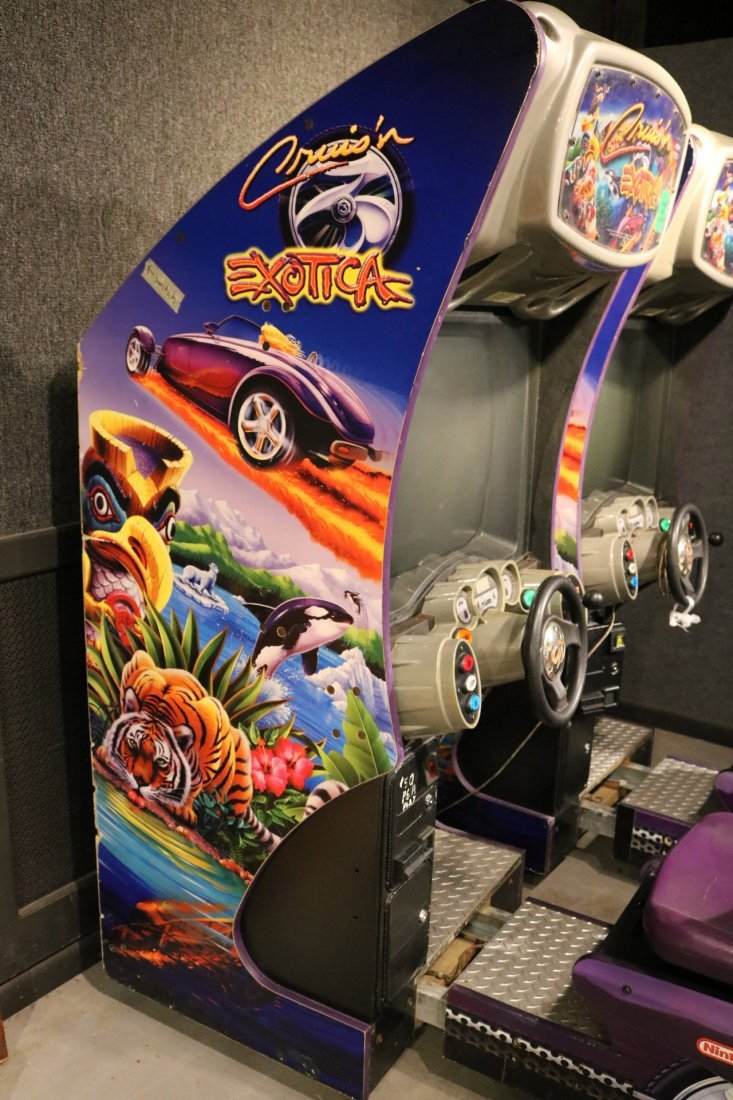 Nintendo Cruis'n Exotica Racing Game - 6