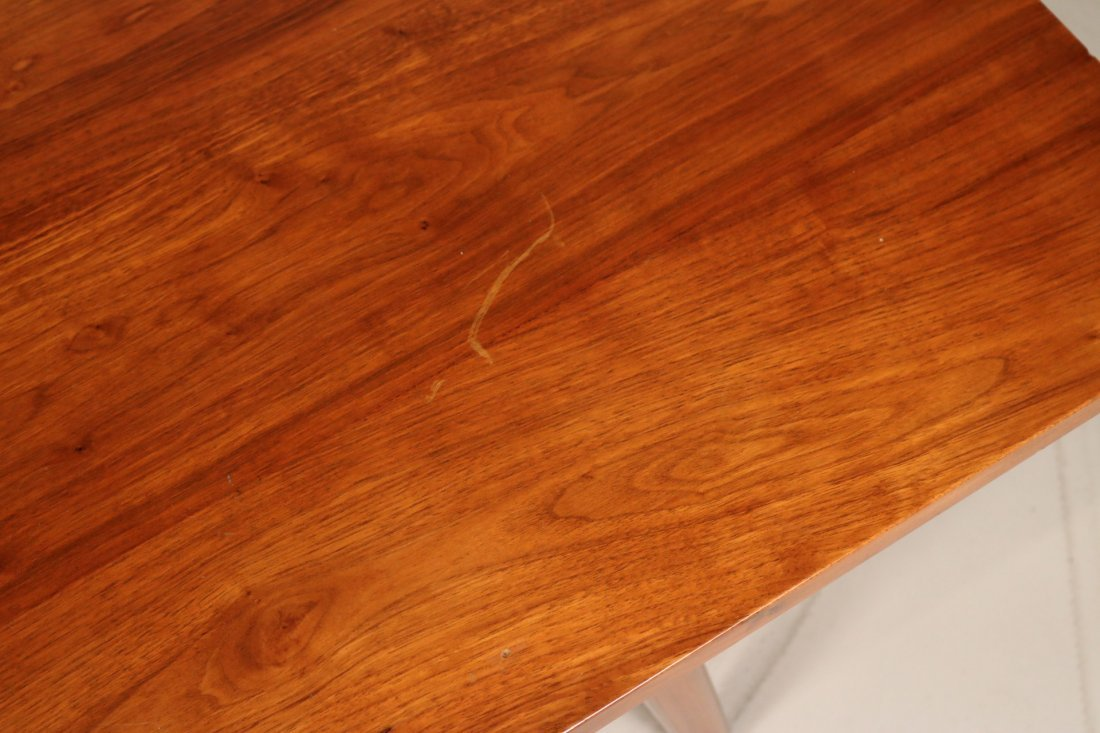 Mid-Century Modern Walnut Low Table - 3