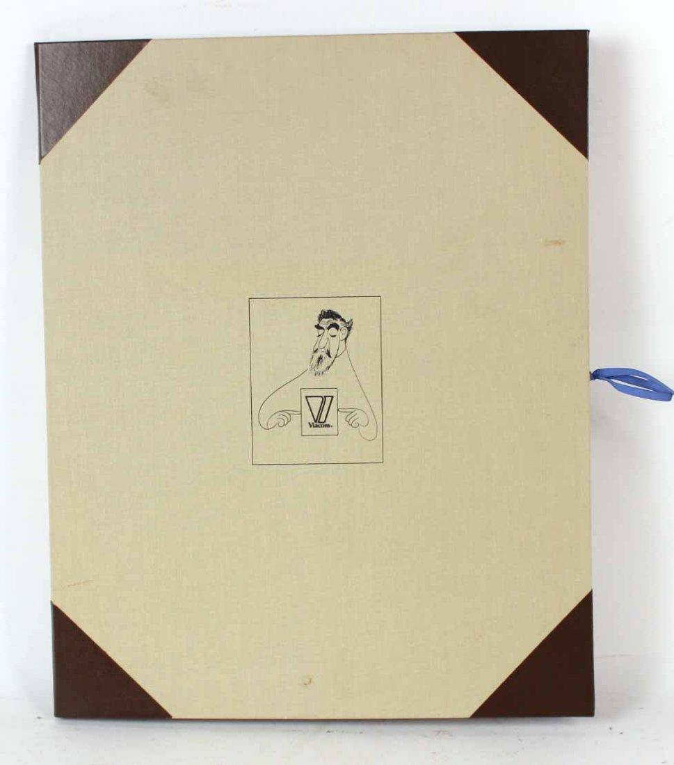 Viacom Al Hirshfield Prints Portfolio, 1986