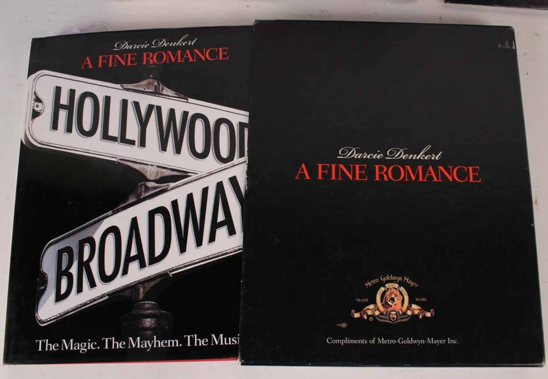 Seven Autographed Art and Film Books - 5
