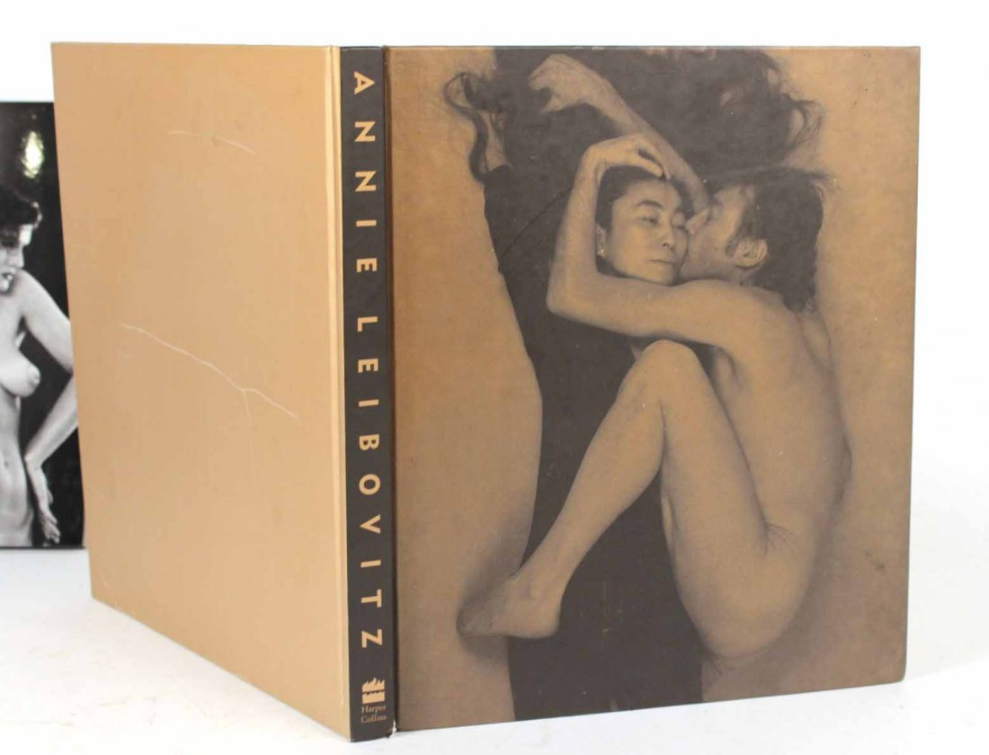 Eight Autographed Art Photography Books - 5