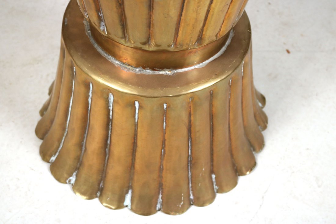 Four Brass and Copper Items - 10