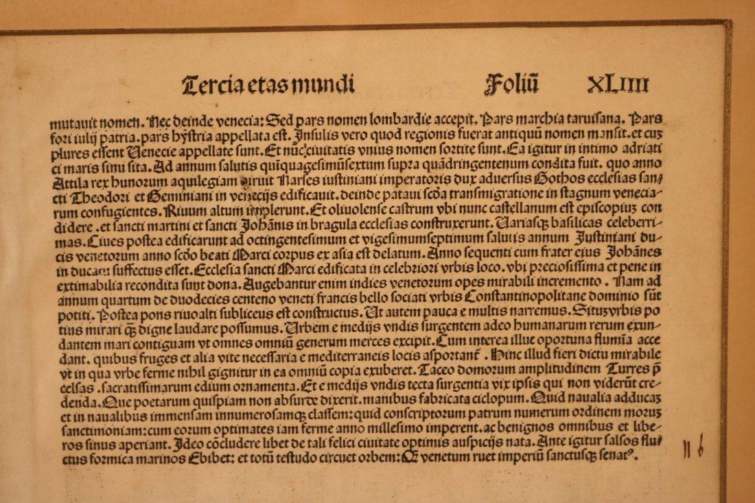 Latin Manuscript Page - 10