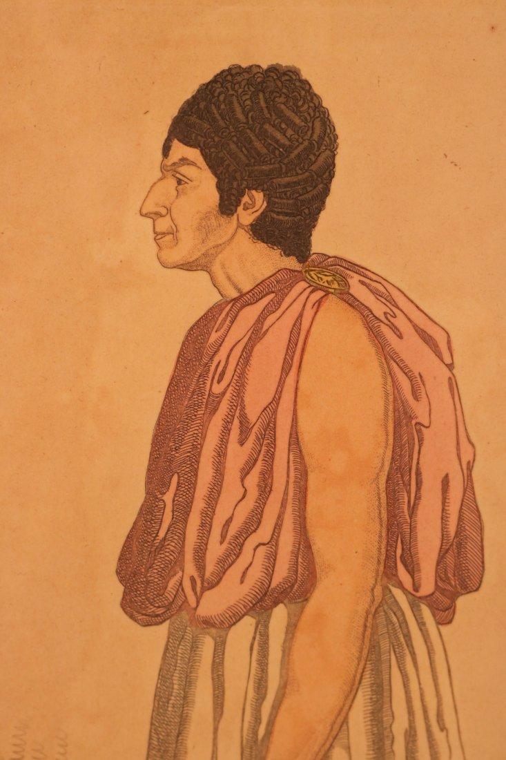 Latin Manuscript Page - 5