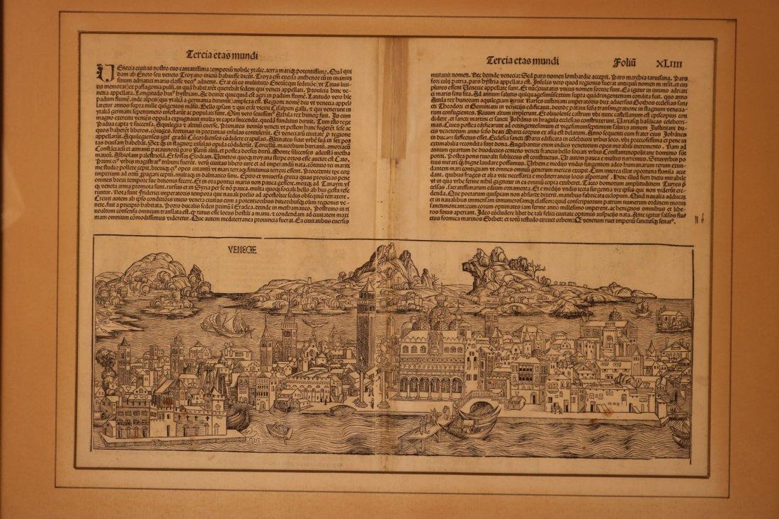 Latin Manuscript Page - 8