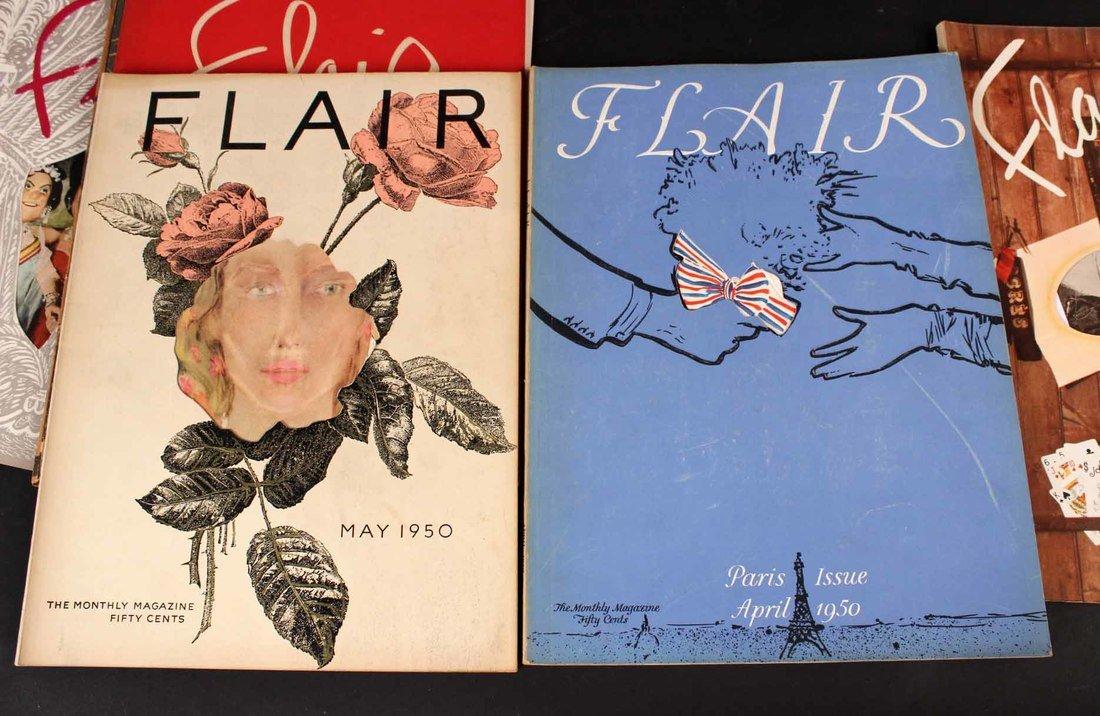 Eleven Copies of Flair Magazine - 3
