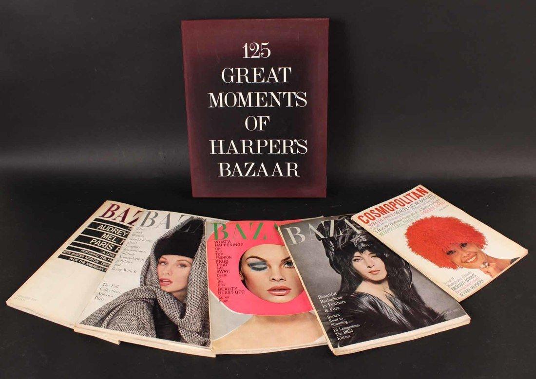 125 Great Moments of Harper's Bazaar Portfolio