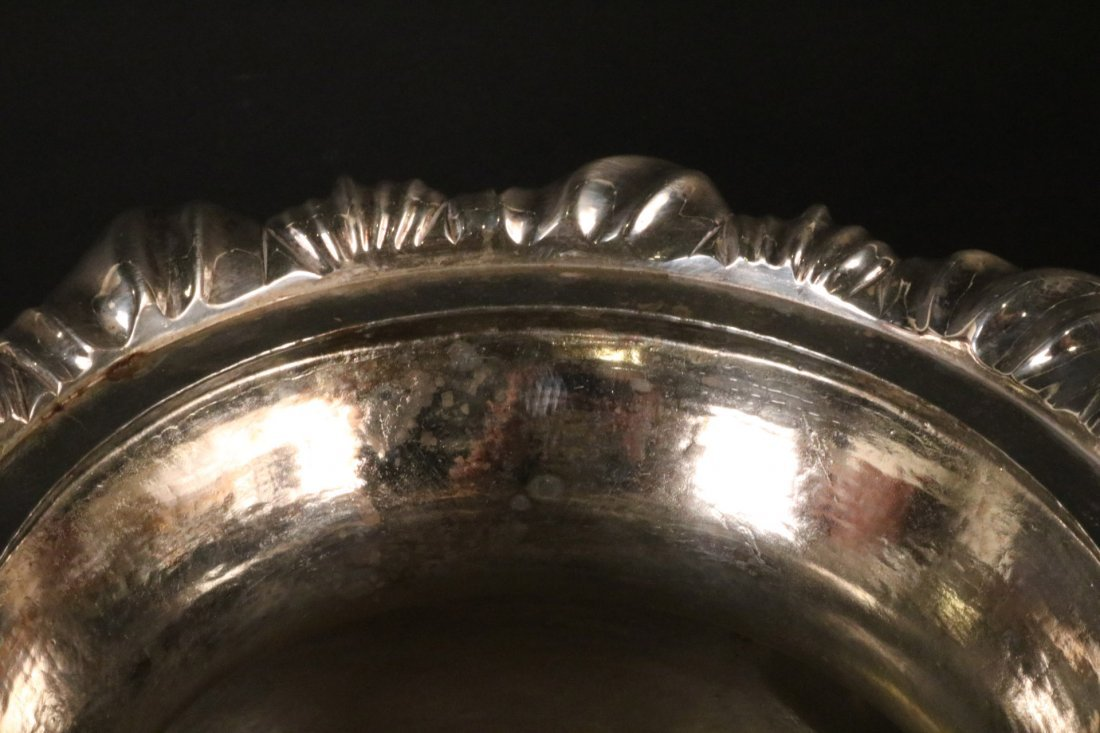 Monumental Rococo Silver Plated Coffee Urn - 6