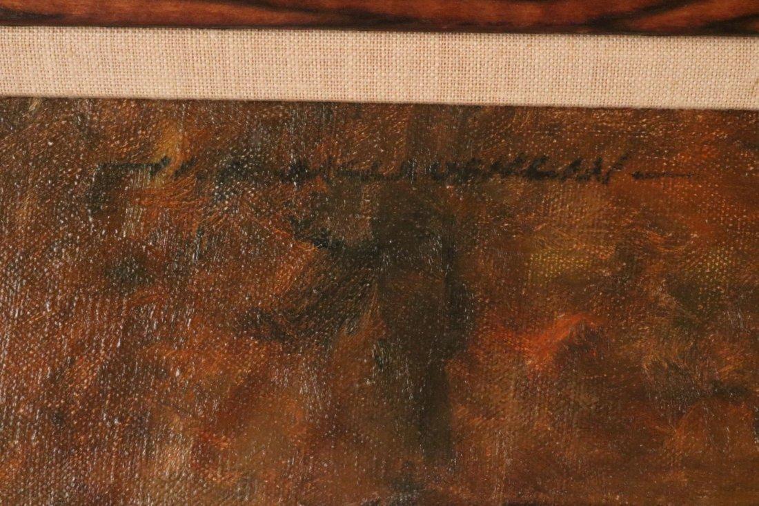 Oil on Canvas, Carrot Still Life, Hank McLaughlin - 4
