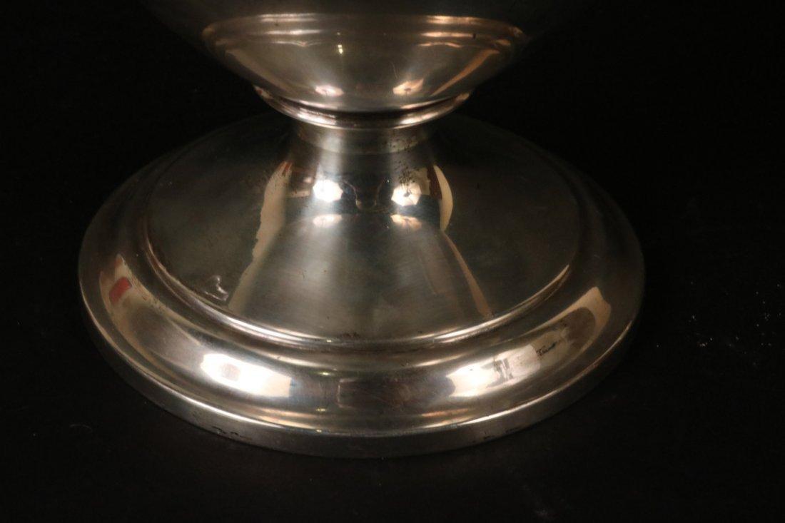 Preisner Sterling Silver Water Pitcher - 3