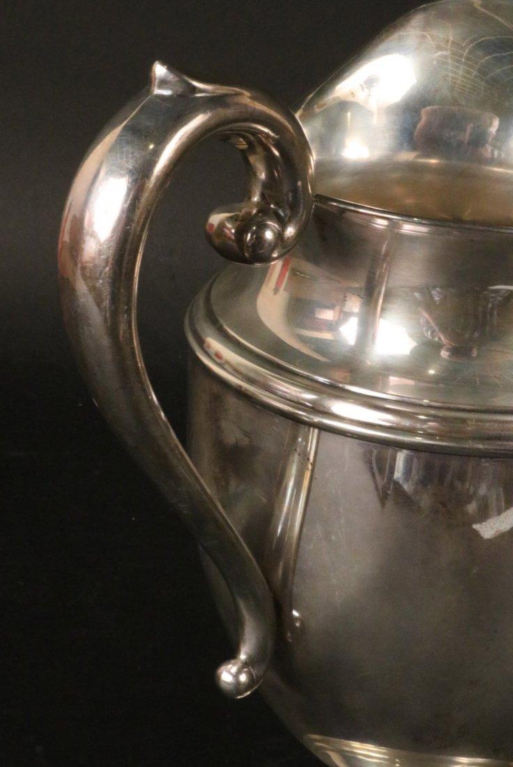 Preisner Sterling Silver Water Pitcher - 4