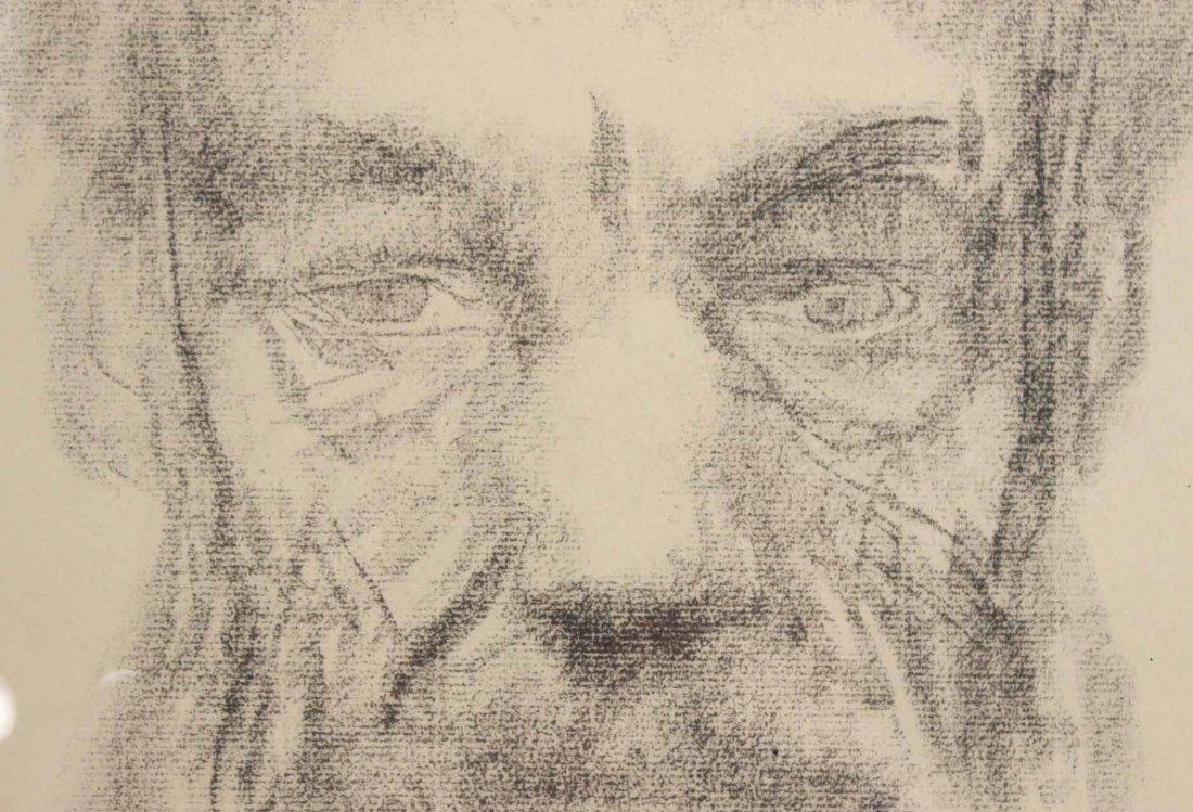 Drawing, Study Man of a Man - 3