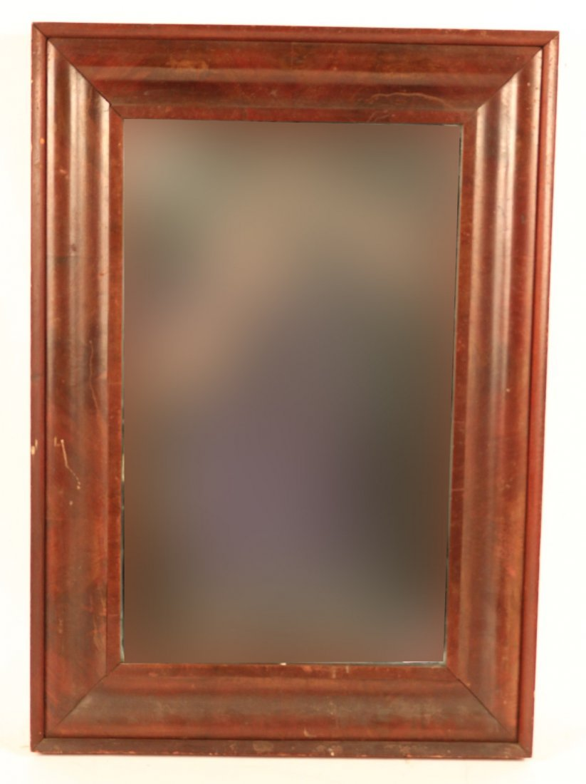 Empire Mahogany Pier Mirror