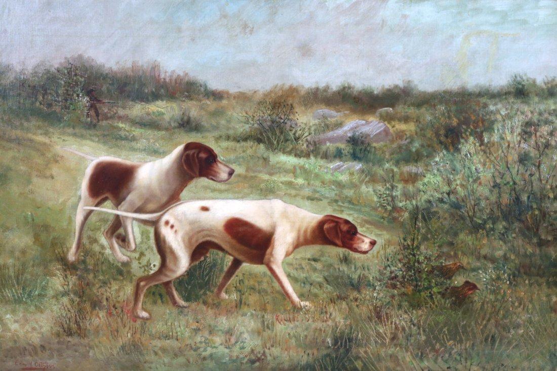 Oil on Canvas, Edmund Henry Osthaus - 2