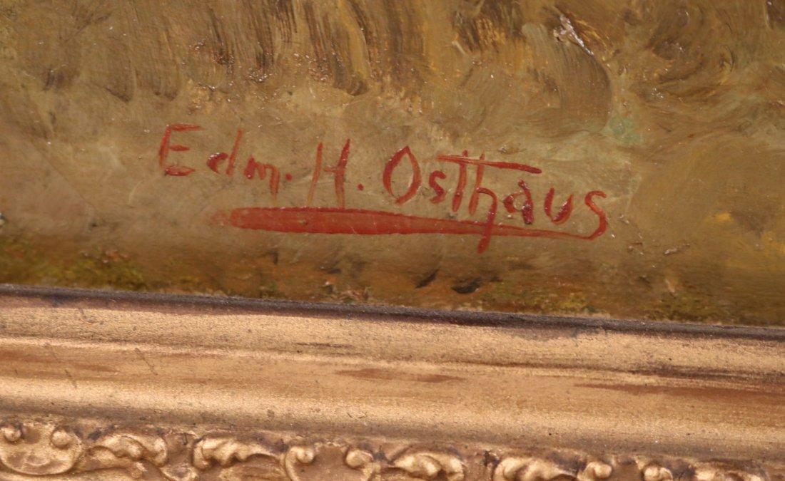 Oil on Canvas, Edmund Henry Osthaus - 5