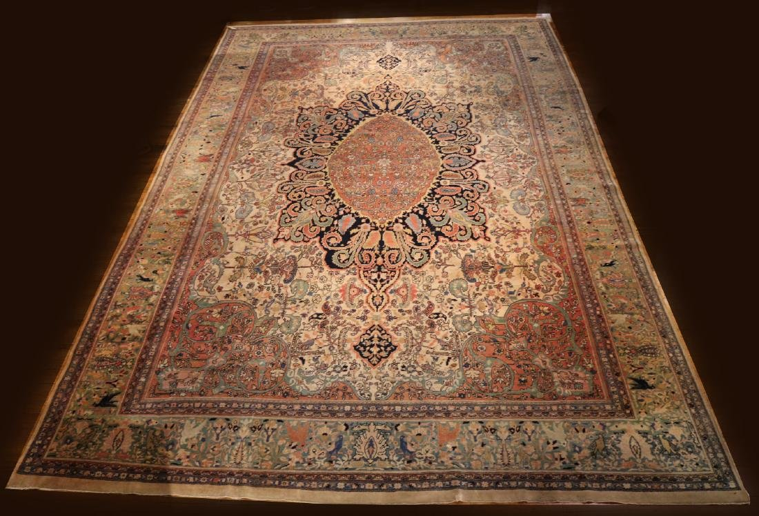 Persian Mahal Room Size Rug