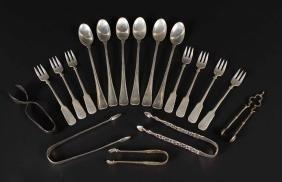 Sterling Silver Flatware Items