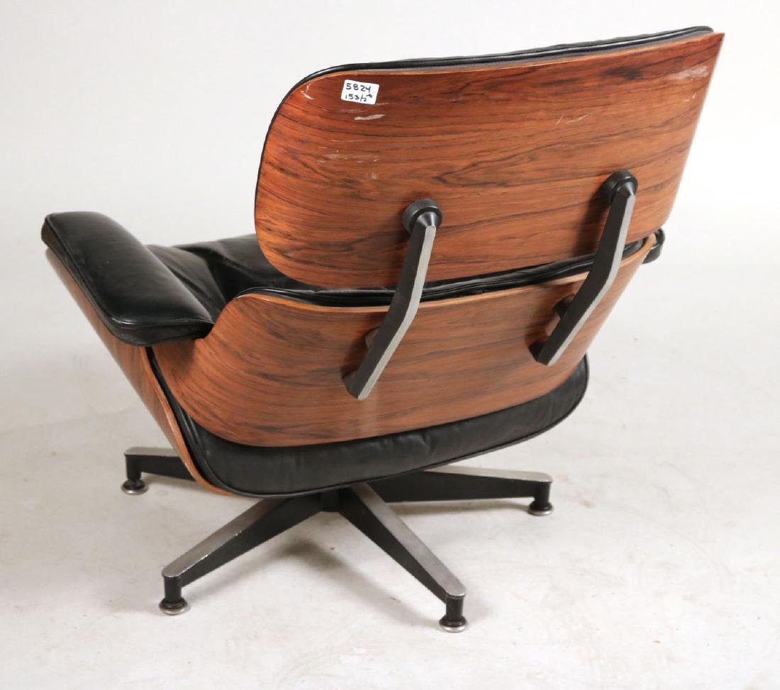 Herman Miller Eames Lounge Chair and Ottoman - 6