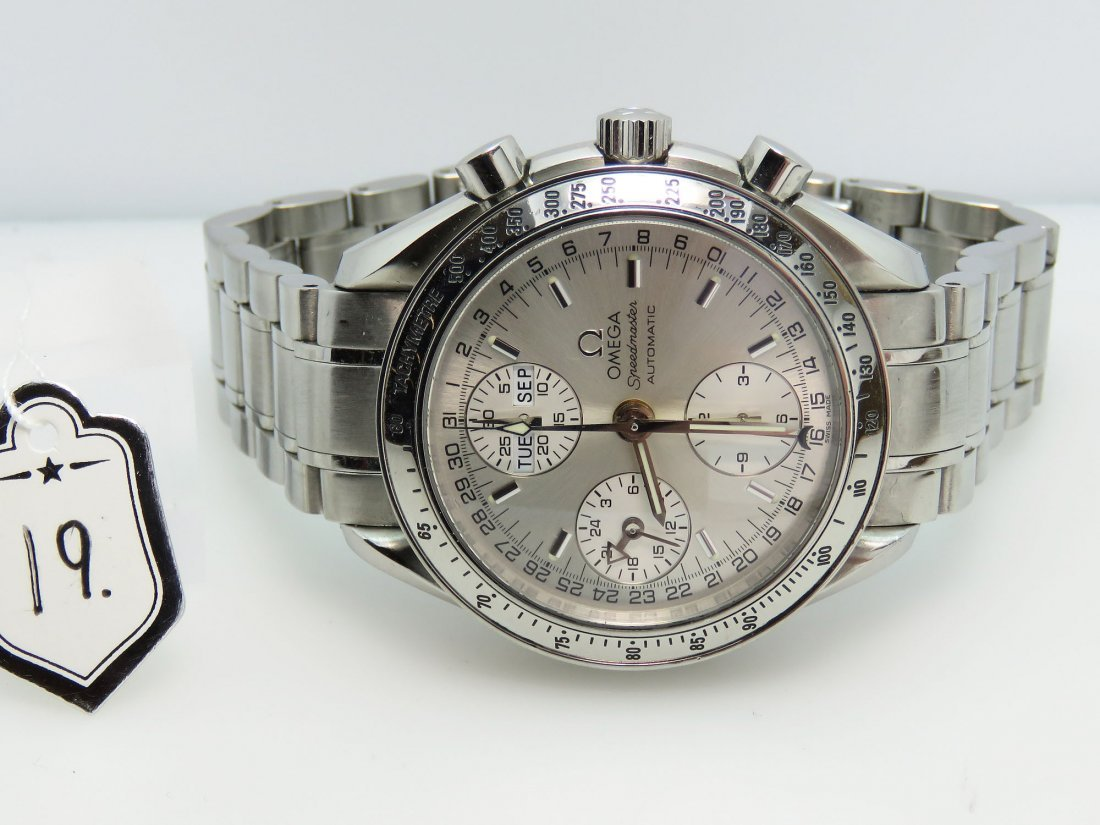 OMEGA SPEEDMASTER AUTOMATIC CHRONOGRAPH MEN'S WATCH