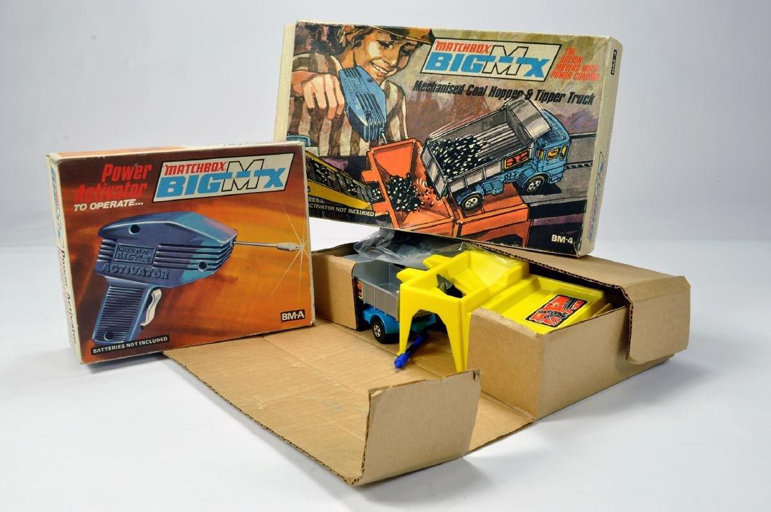 Matchbox No. BM4 Mechanised Coal Hopper and Tipper