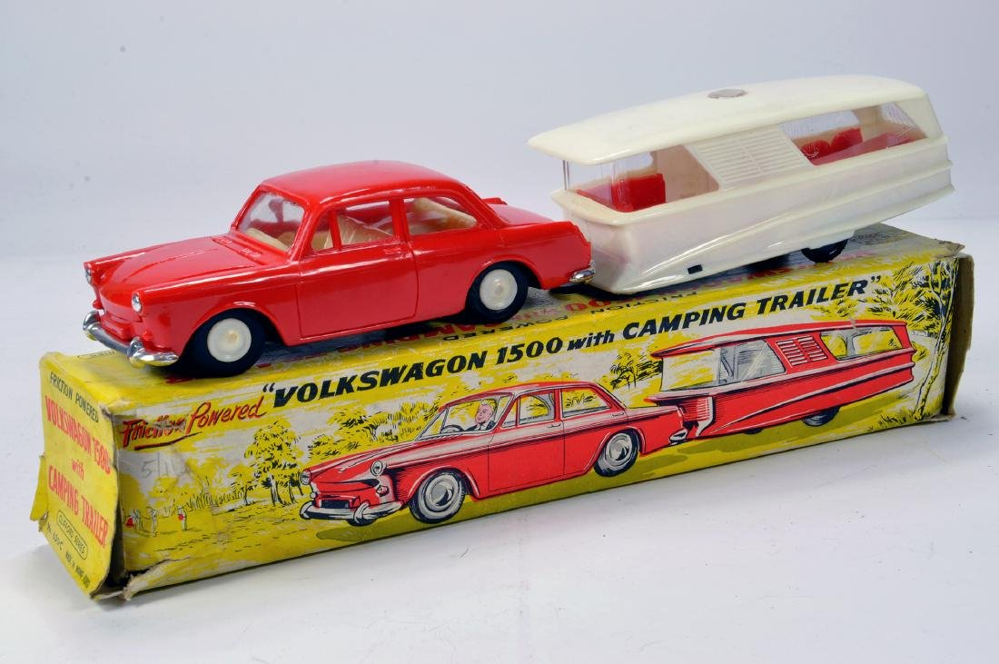 Clifford Series No. 630-C Friction Powered Volkswagen