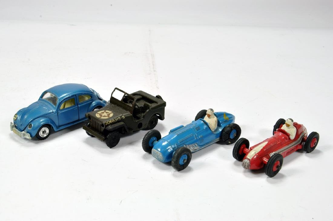 Assortment of Dinky Diecast issues comprising VW