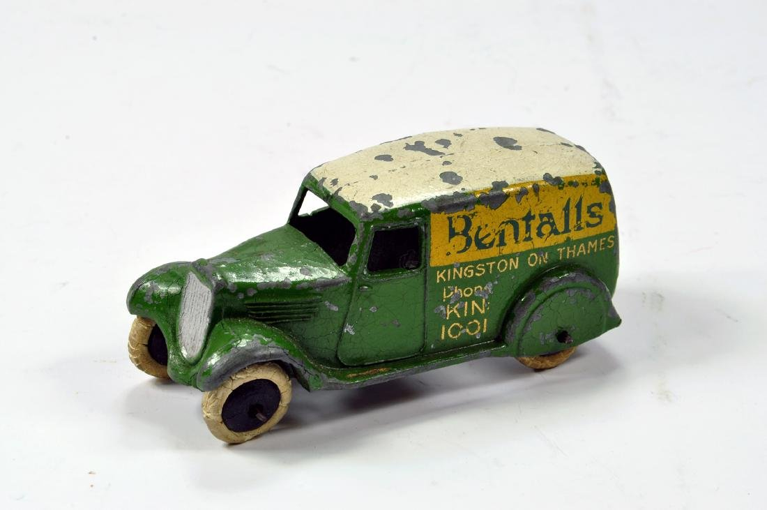 Dinky Pre-war No. 280G Promotional Delivery Van for