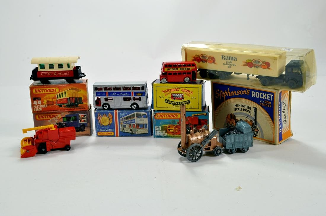 Assorted Diecast group. Various issues. Matchbox,
