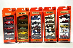 Matchbox 1-75 Modern Issues Gift Pack Sets comprising