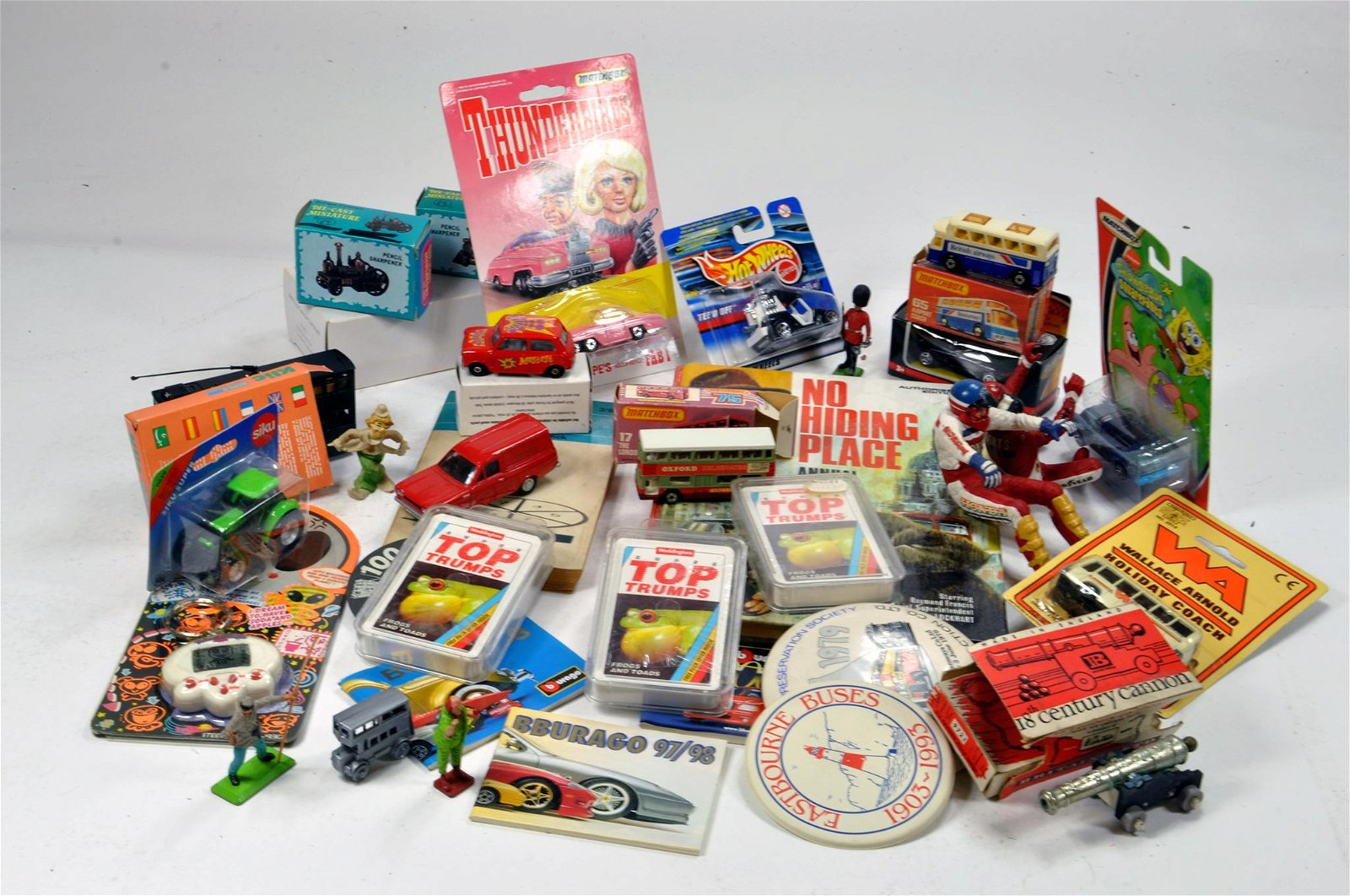 Assorted Toy group comprising various issues and many