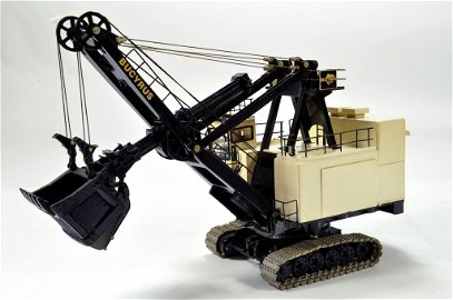 OHS 1/50 Construction issue comprising Ruston Bucyrus