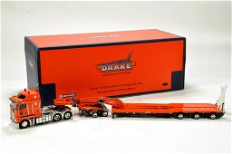 Drake Collectibles by TWH 1/50 diecast precision truck