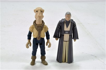 Kenner Early Issue Star Wars Figure issues comprising