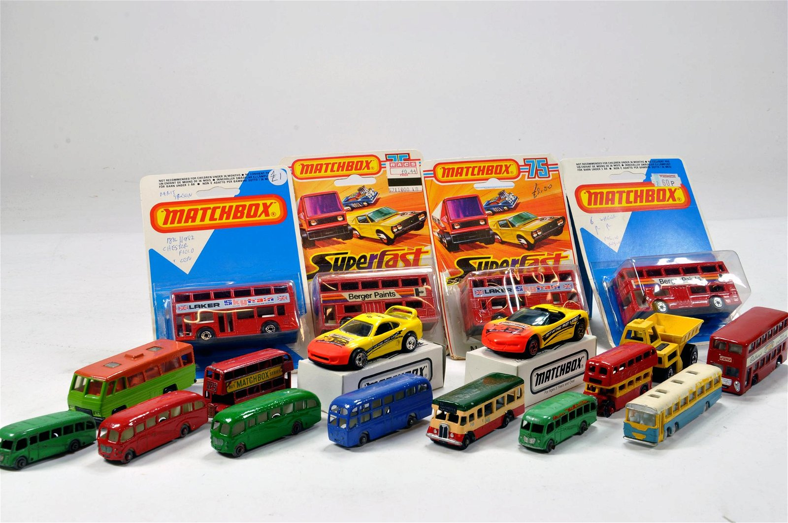 Misc Matchbox group comprising various issues including