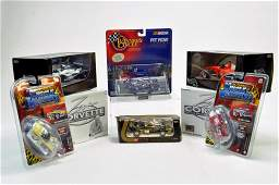 Varied diecast group comprising Hot Wheels Muscle