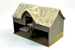 Scarce Britains No. 95F Cowshed Barn with Thatched Type