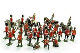 Mostly Britains assortment of household cavalry