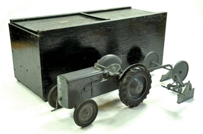 The Ferguson Tractor Demonstration Model by Mills