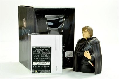 Gentle Giant Star Wars Limited Edition Collectable Bust